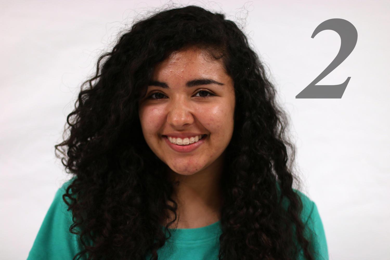 LHS Top Ten - 2. Madison Lopez