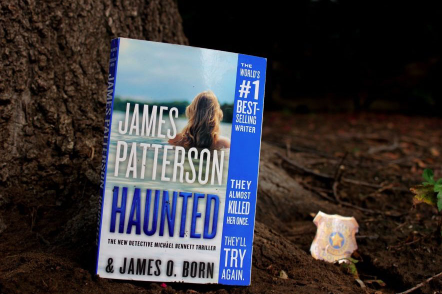 James Pattersons Haunted was published Sept. 18, 2017.
