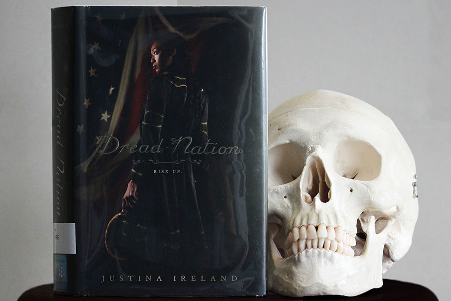 Justina Irelands Dread Nation was published April 3, 2018.