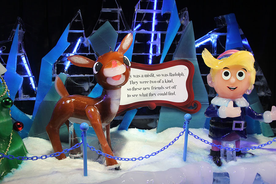Hermey the Elf and Rudolph become friends after finding out theyre both misfits.