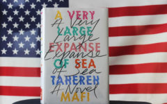 Tahereh Mafis A Very Large Expanse of Sea was published on Tuesday, Oct. 16, 2018.
