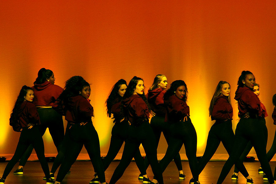 Hip hop team song BeyHve mashup