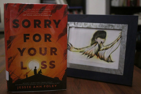 "Author Jessie Ann Foley's new novel, ""Sorry For Your Loss,"" was released on Tuesday, June 4, 2019."