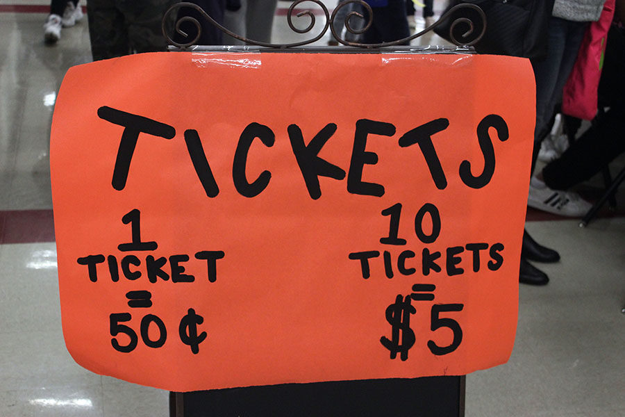 Halloween Carnival ticket price