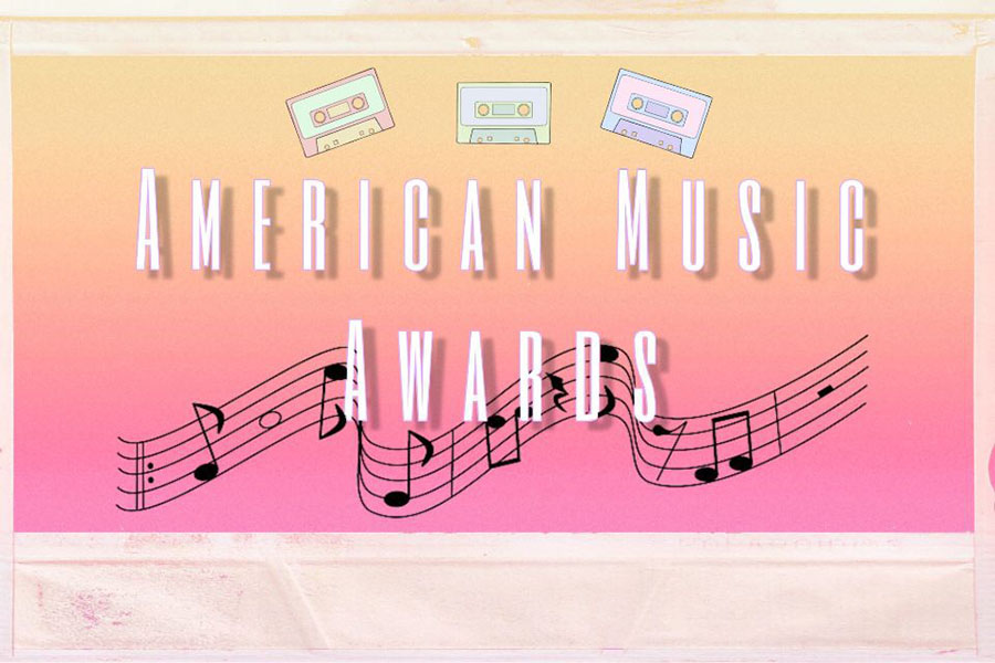 The American Music Awards will be shown on Sunday, Nov. 24 on ABC.