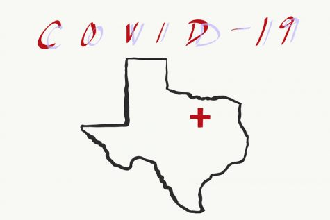 COVID-19 has found its way to north Texas, causing panic among the public.