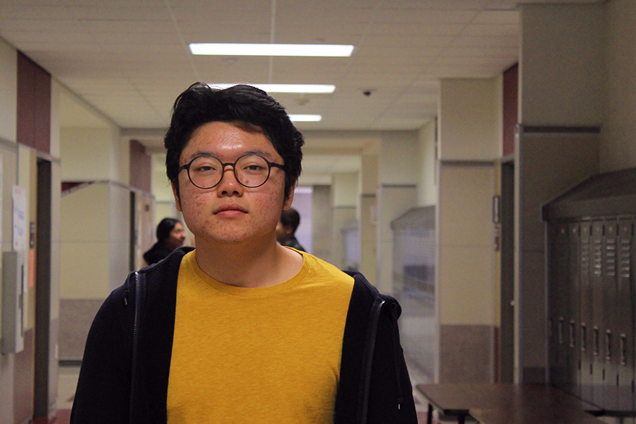 Senior Kenhwi Kim