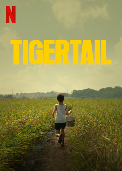 "The new Netflix original movie, ""Tigertail,"" premiered on Friday, April 10."
