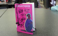 "Author Morgan Parker released new realistic fiction novel, ""Who Put This Song On?,"" on Tuesday, Sept. 24, 2019."