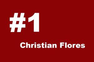 LHS Top Ten – 1. Christian Flores